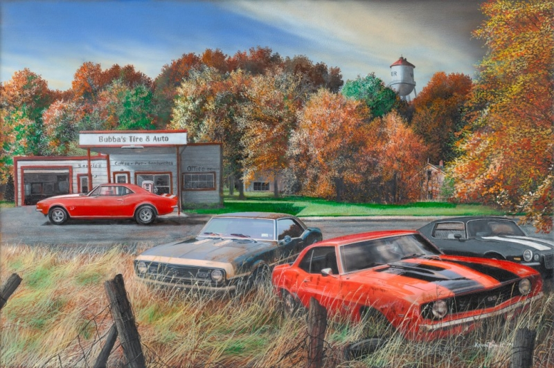 Quot Herding For Sturgis Quot Limited Editions All Artwork