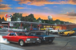 Cruise Night-SOLD