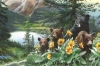 Basking In The Balsamroot